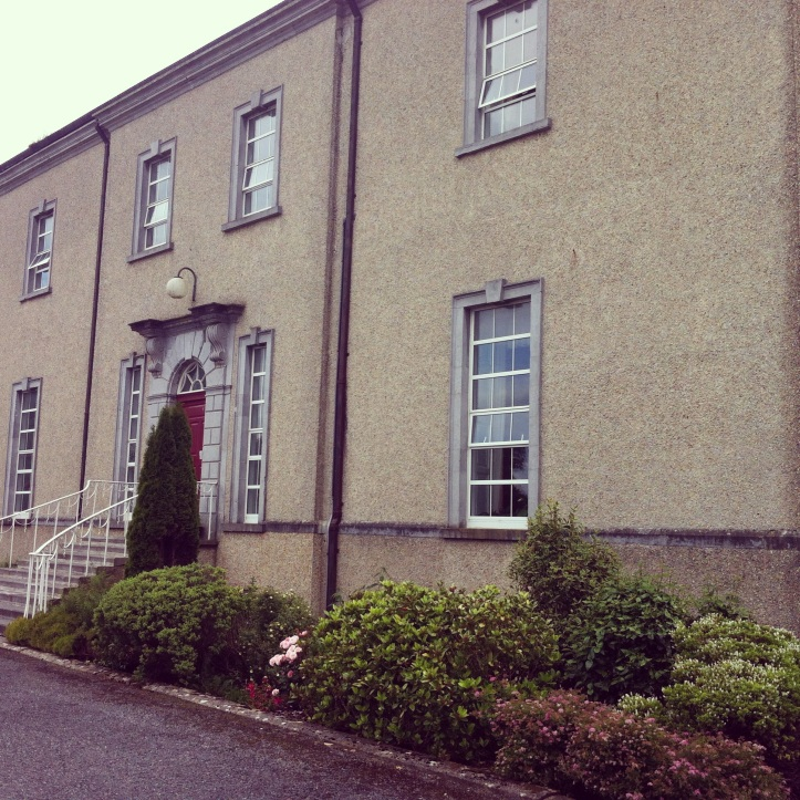 The convent attached to what was once the Sean Ross Abbey Mother and Baby Home in Co. Tipperary, Ireland, where Philomena Lee lived with her son before he was adopted.